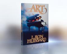Professionals beschouwen het gebruik het boek van L. Ron Hubbard over kunst en de omschrijving ervan, als de doorslaggevende tekst over het onderwerp.