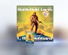 Het muziekalbum van L. Ron Hubbard 's Battlefield Earth, gebaseerd op zijn internationale bestseller, de eerste literaire soundtrack.