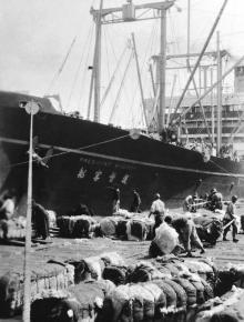 Tijdens zijn tienerjaren stak de heer Hubbard twee keer de oceaan over naar het toen nog exotische en mysterieuze Azië; gefotografeerd door L. Ron Hubbard.
